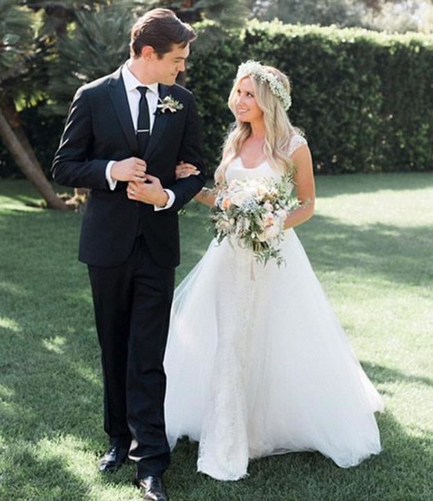 Ashley_Tisdale married_Christopher_French_