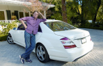 Bruce Jenner Mercedes-Benz