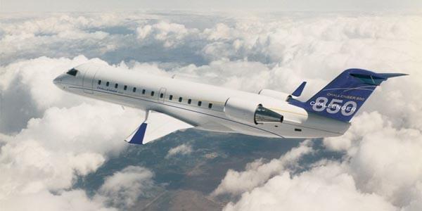 Jay-Z, Bombardier Challenger 850 Learjet