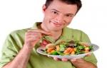 Organic Foods for men