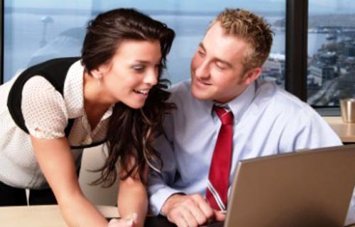 Office Romance Work Place Relationship