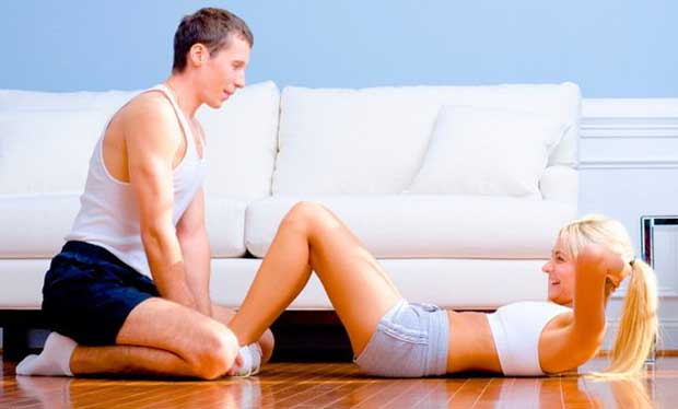 Workout_at_home_Couple