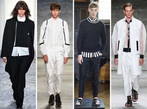 Black-and-White-Fashion-Trends-Men-Spring-Summer-2015