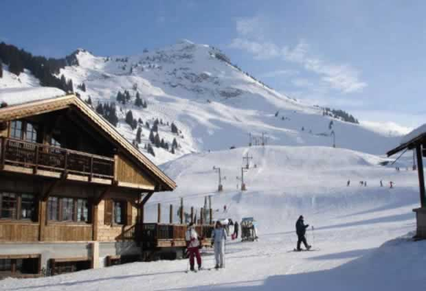 Morzine-Ski-Resort