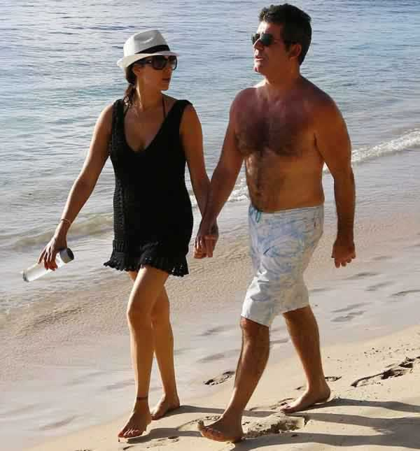 Simon_Cowell_and_Lauren_Silverman_4