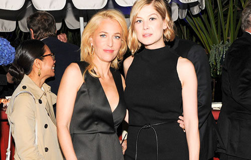 Charles Finch Party at Golden Globe 2015
