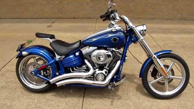 Harley-Davidson-Rocker