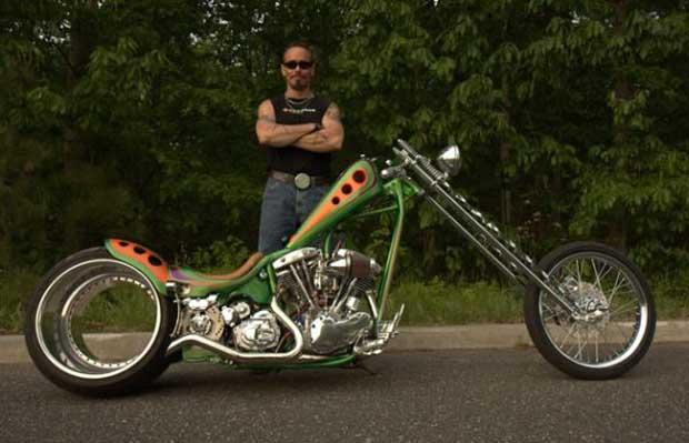 Hubless_Harley_Davidson