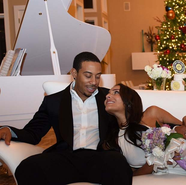 Ludacris_Marries_and_Eudoxie_Mbouguiengue_2