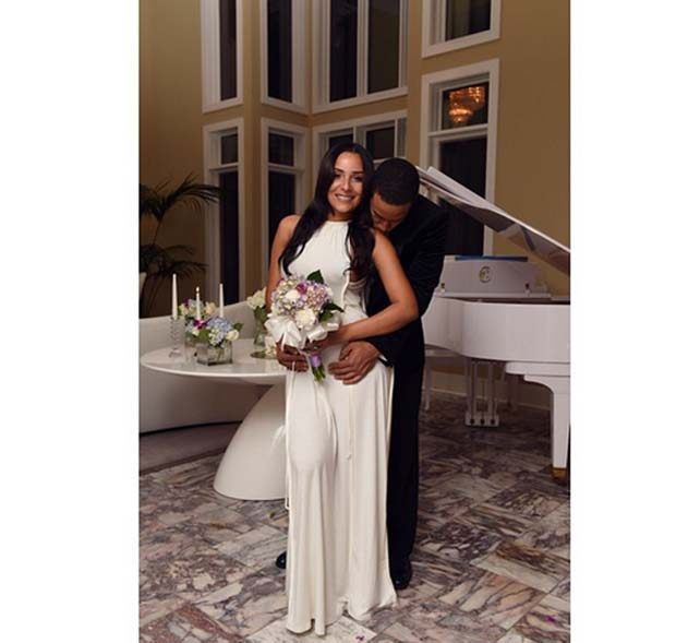 Ludacris_Marries_and_Eudoxie_Mbouguiengue_4