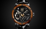 Skeleton Automotive Watch by Ralph Lauren