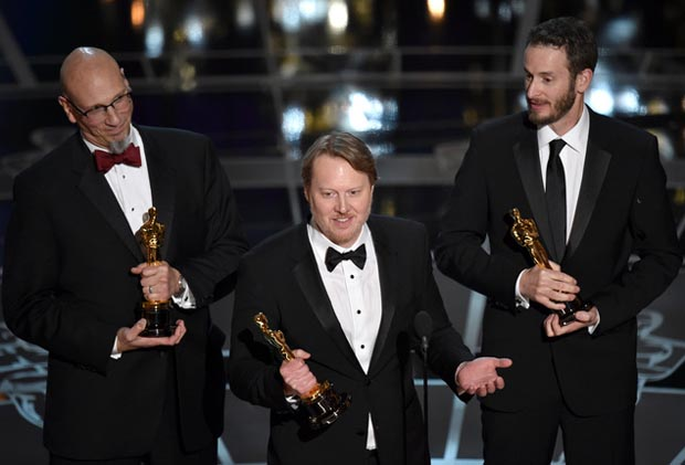 Big Hero 6 wins Oscar