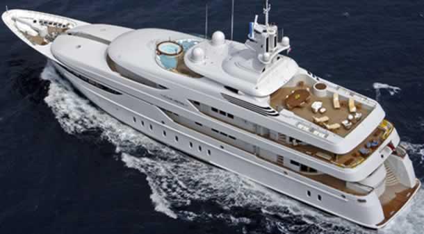 Annaliese Yacht