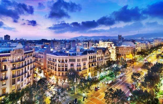 Barcelona City - Spain