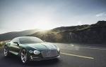 Bentley launch Exp 10