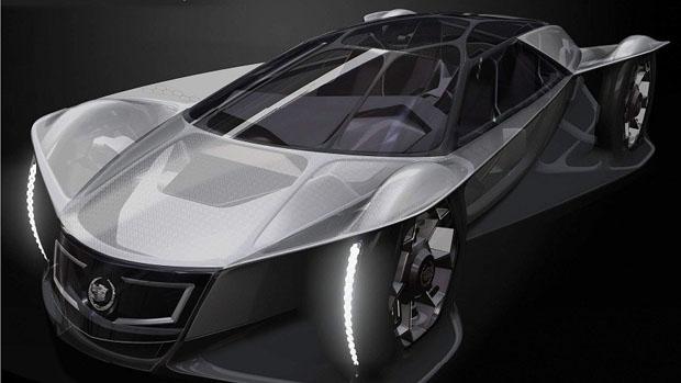 Cadillac Aera top future car