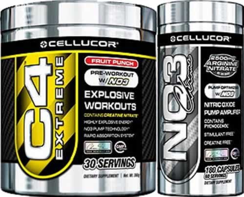 Cellucor C4 Extreme – Advanced NO3 Delivery