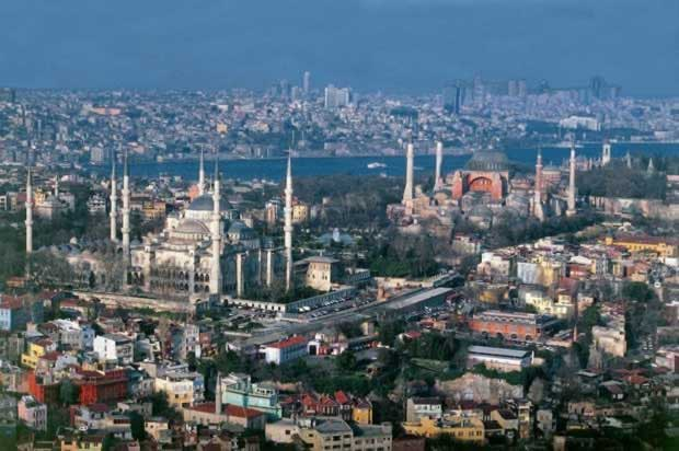 Istanbul top city
