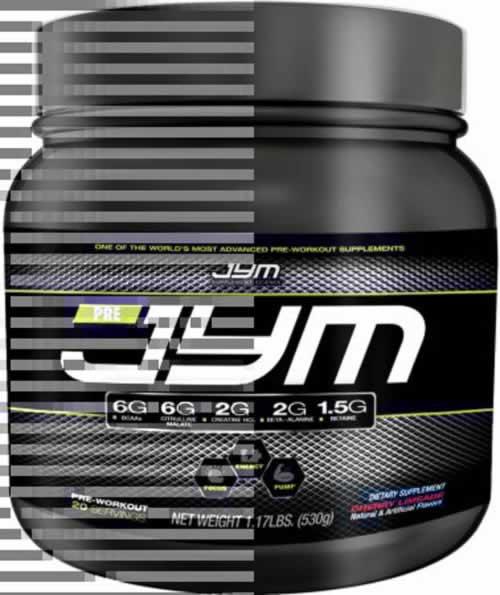 JYM- Pre Jym
