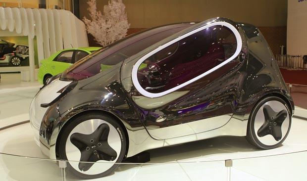Kia Pop Future Car