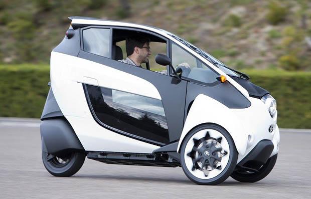Top Ten  Future Car