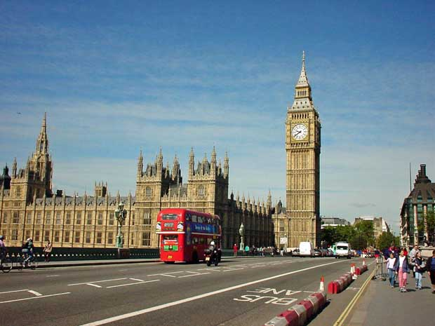 London top city in the world