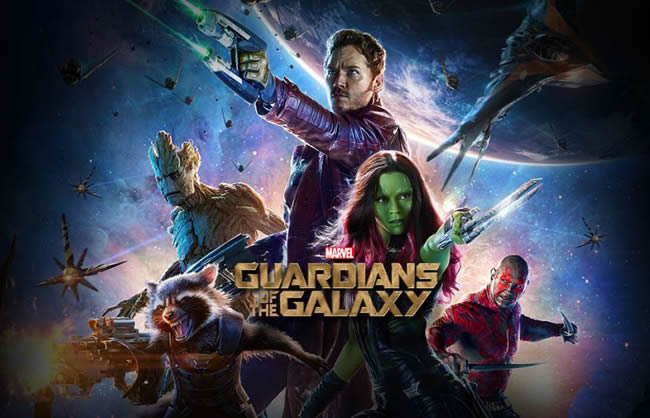 Guardians of the Galaxy Release