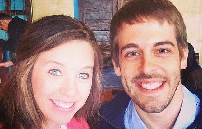 Jill Duggar welcomes baby boy