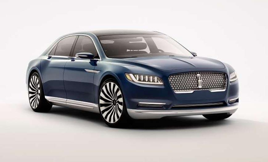 Lincoln Continental a ripoff