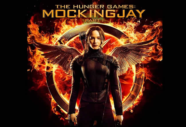 The Hunger Games – MockingJay Part 1
