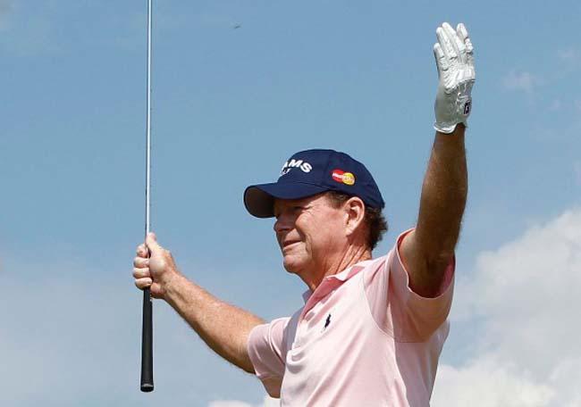 Tom Watson Golf player