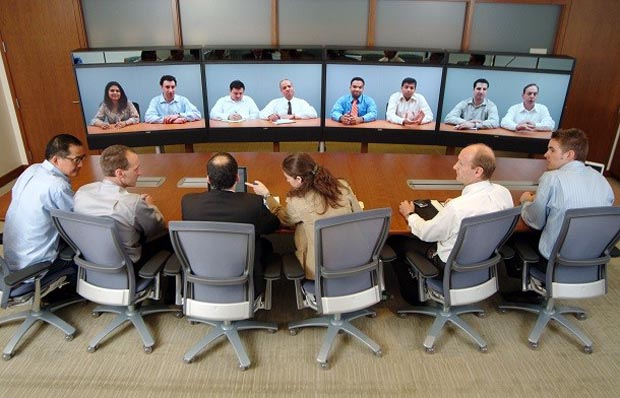 Video telephone communication
