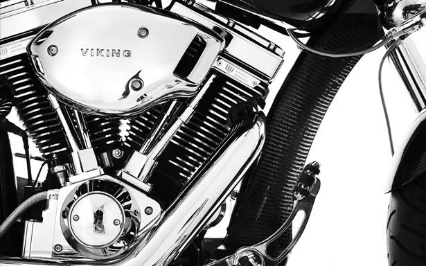 Viking Chopper Engine