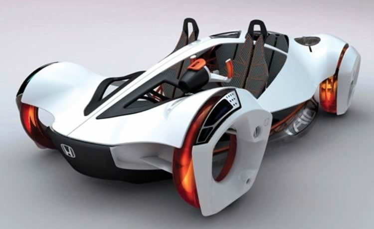 Honda Air Car Concept