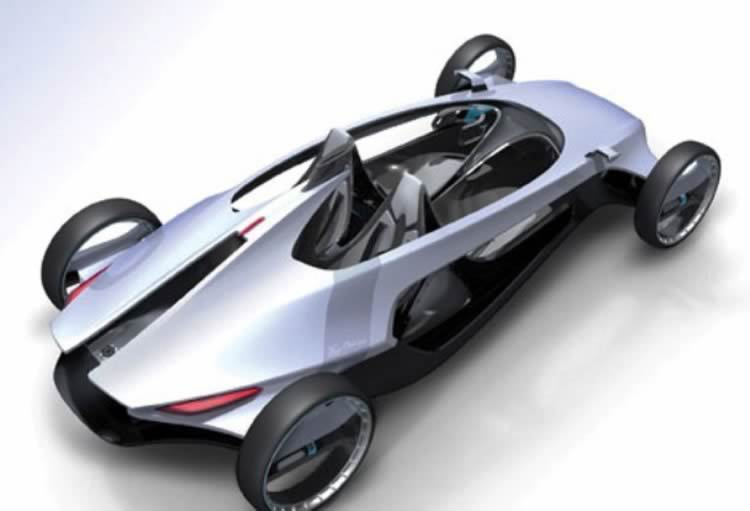 Volvo Air Motion Car