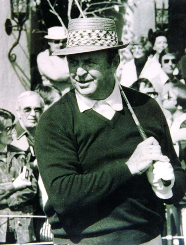 Sam Snead top golfer
