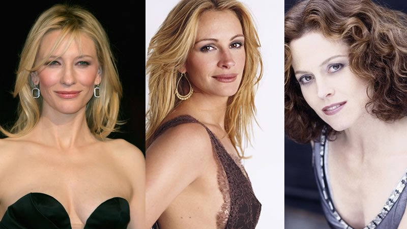 Grossing Actresses