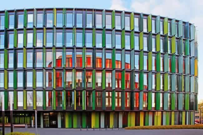Cologne Oval Offices in Germany