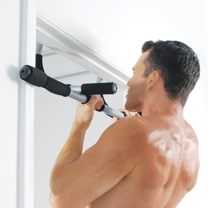 Maximum Fitness Pull-Up Bar