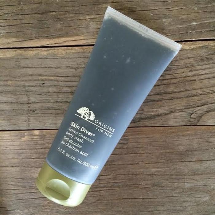 Origins Skin Diver Charcoal Soap