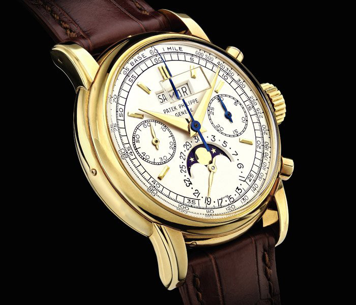 Patek Philippe Wristwatches
