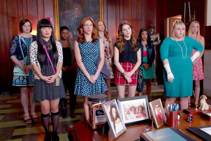 Pitch Perfect 2 Movies
