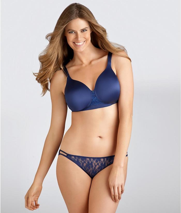 Robyn Lawley Blue Bikini