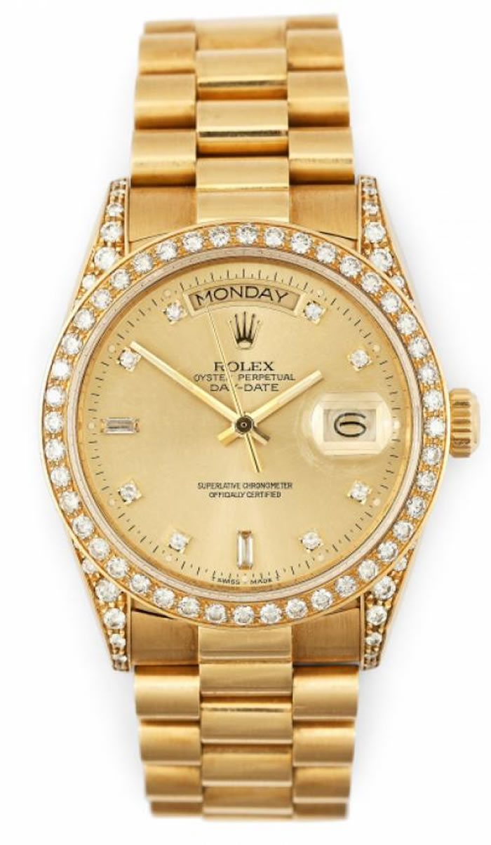 Rolex Wrist Watches
