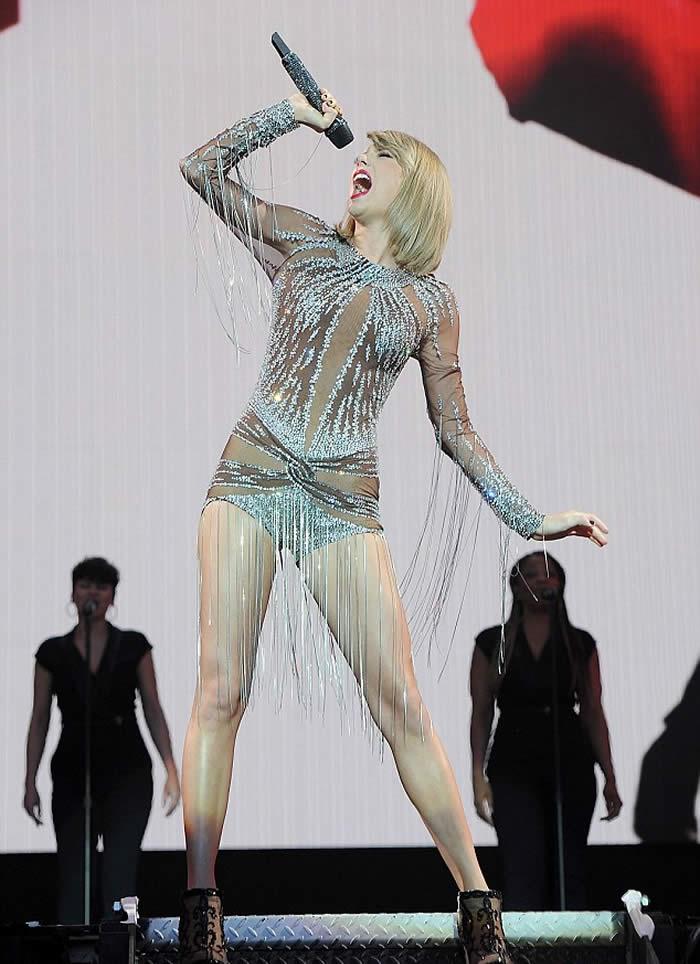 Taylor Swift BBC Radio