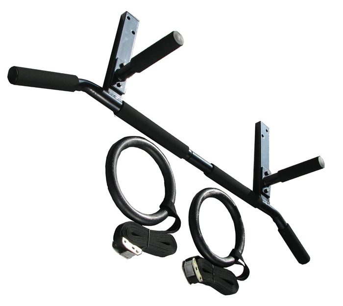 The Ultimate Body Press Ceiling Pull Up Bar