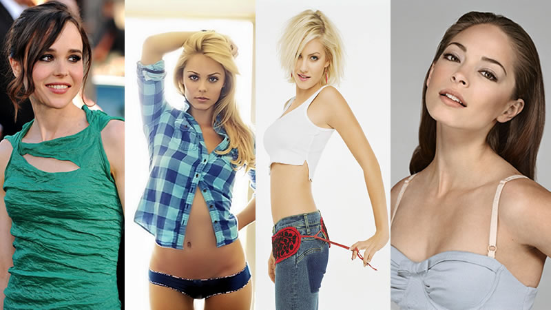 Canadian Actresses 2015