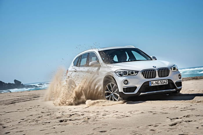 New BMW X1 unveiled