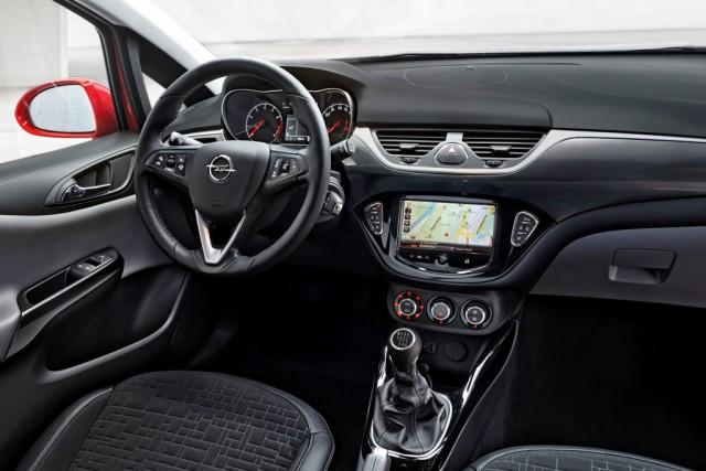 2015 Vauxhall Astra