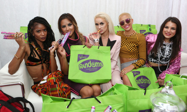 G.R.L. were originally going to be the new lineup for the Pussycat Dolls